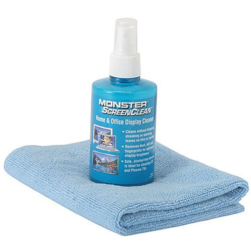 Monster Cable  TV Screen Cleaning Kit 126634