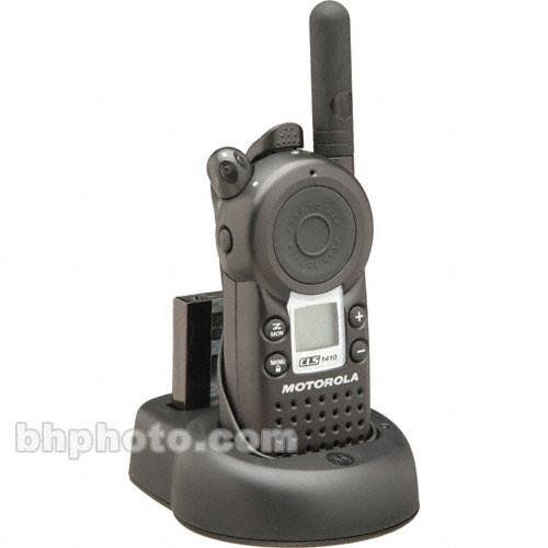 Motorola CLS-1410 UHF 1 Watt 4 Channel 2 Way Radio CLS1410