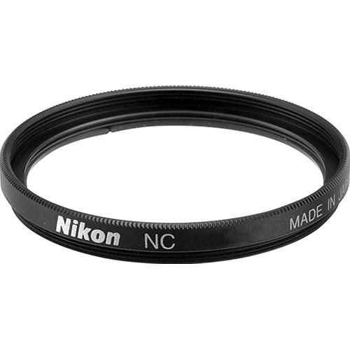 Nikon  52mm Clear NC Glass Filter 2479