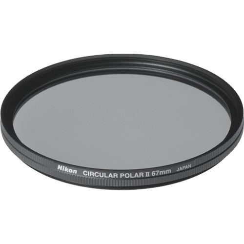 Nikon  67mm Circular Polarizer II Filter 2255