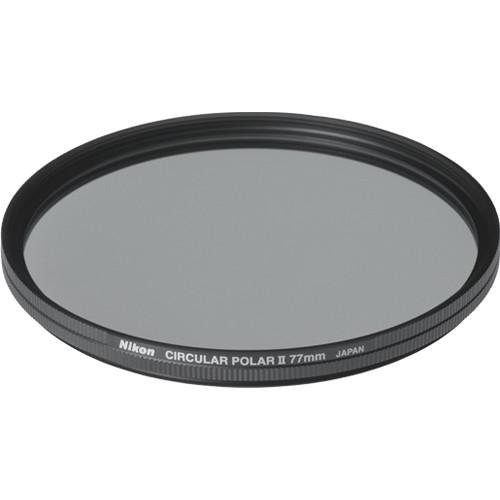 Nikon  77mm Circular Polarizer II Filter 2260