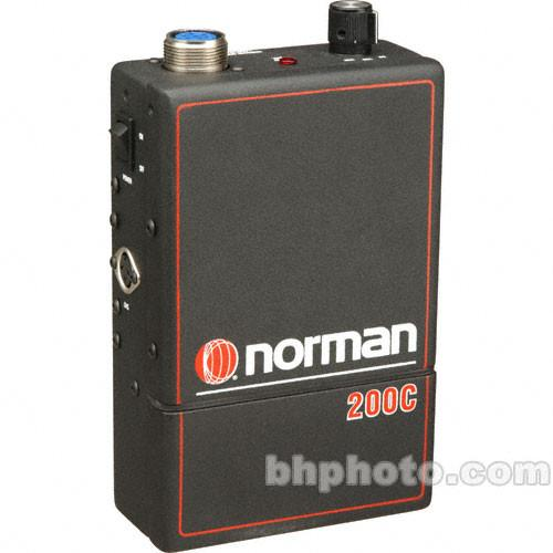 Norman 810830 P200C 200 Watt/Second Power Pack 810830