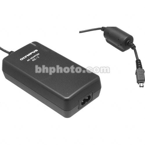 Olympus AC-01 AC Adapter (110-240V) for Olympus E-1 and 260216