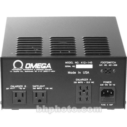 Omega Chromegatrol II Controller Power Pack (220V) 412145