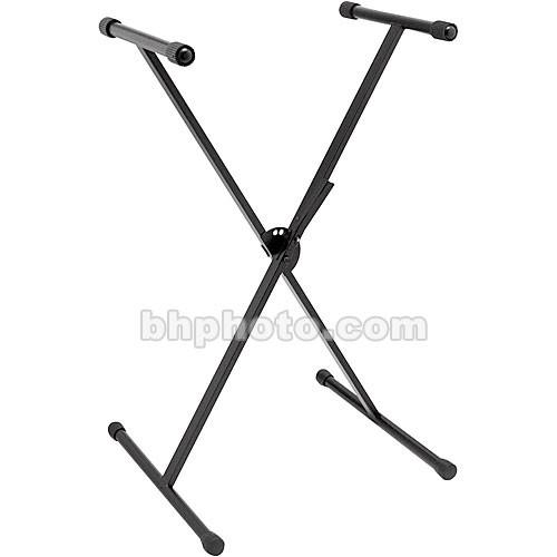 On-Stage KS7390 - quikSQUEEZE Single-X Keyboard Stand KS7390