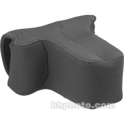 OP/TECH USA D-SLR Digital D Series Soft Pouch (Black) 7401094