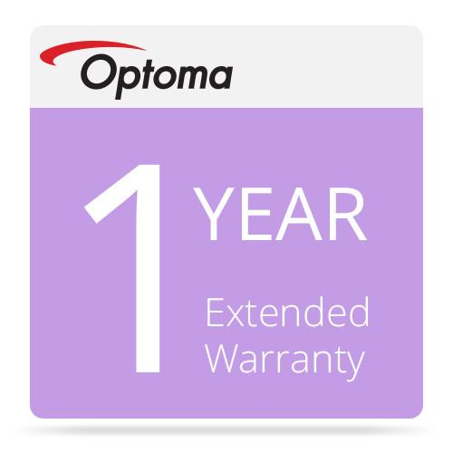 Optoma Technology Projector 1-Year Extended Warranty BW-Y01