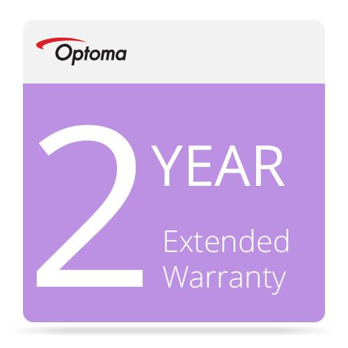 Optoma Technology Projector 2-Year Extended Warranty BW-Y02