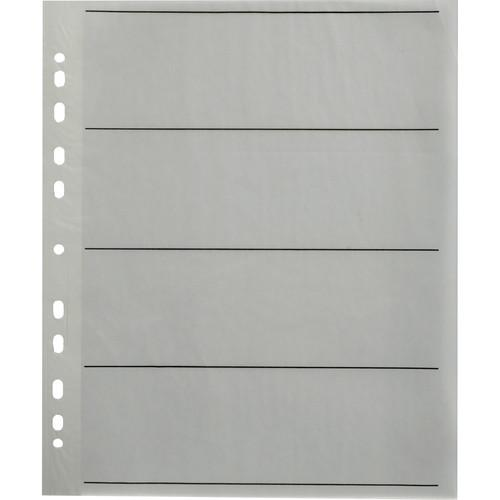Paterson Spare Pages for 120/220 Negative Filing System - PTP614