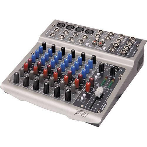 Peavey PV8 Live Sound Mixer with 8 Channels 00512040