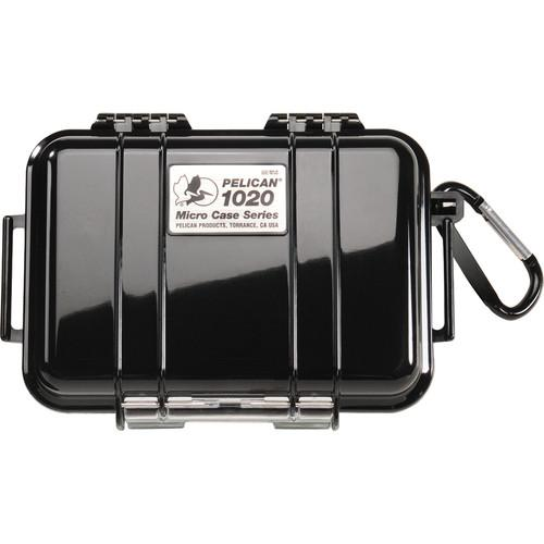 Pelican 1020 Micro Case (Solid Black) 1020-025-110