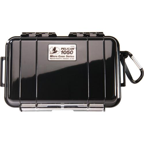 Pelican 1050 Solid Micro Case (Black) 1050-025-110