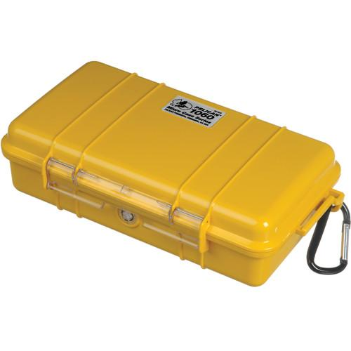 Pelican 1060 Solid Micro Case (Yellow) 1060-025-240