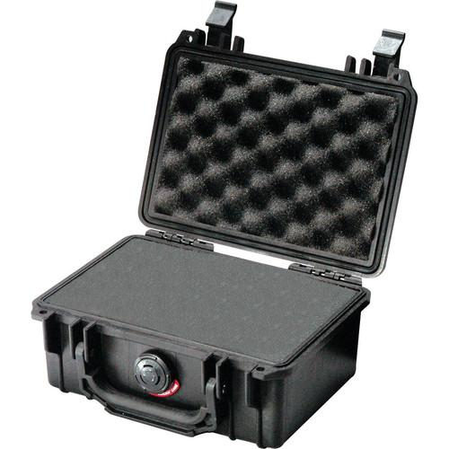 Pelican  1120 Case with Foam (Black) 1120-000-110