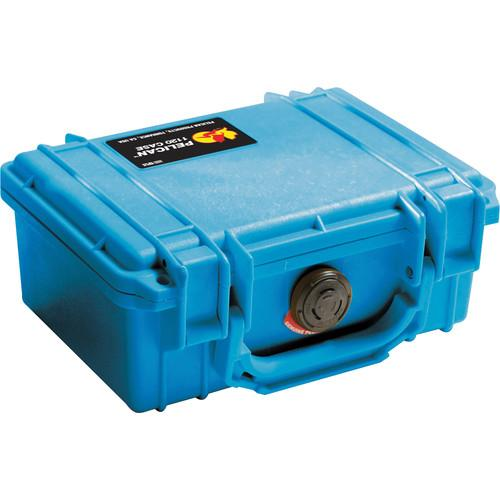 Pelican  1120 Case with Foam (Blue) 1120-000-120