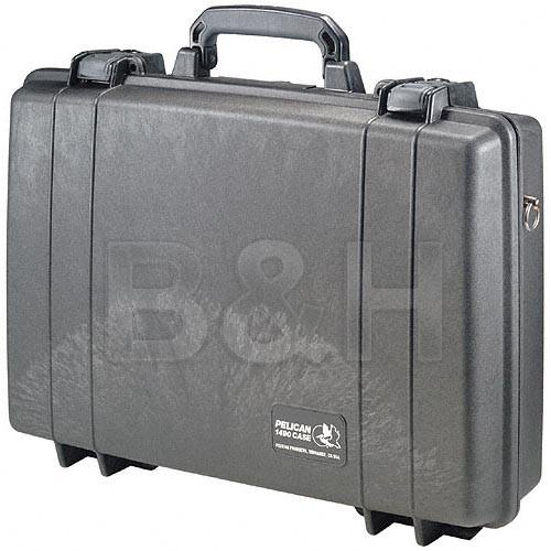 Pelican 1490 Attache/Computer Case without Foam 1490-001-110