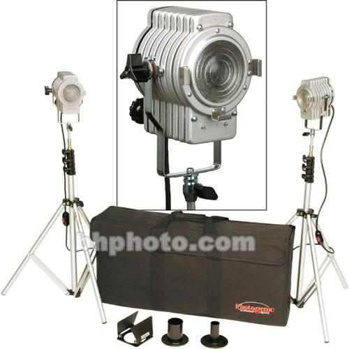 Photogenic  Complete Minispot 2 Light Kit 956782