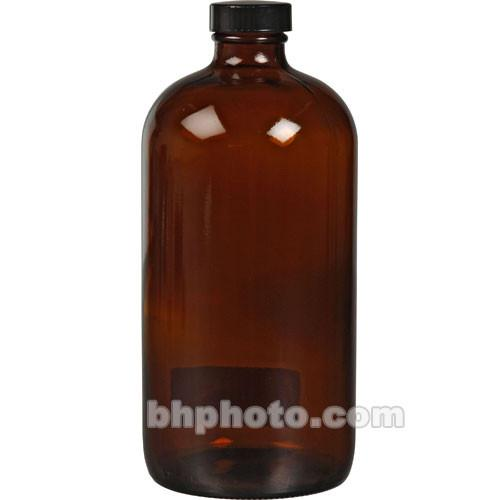 Photographers' Formulary Amber Glass Bottle with Narrow 50-1200