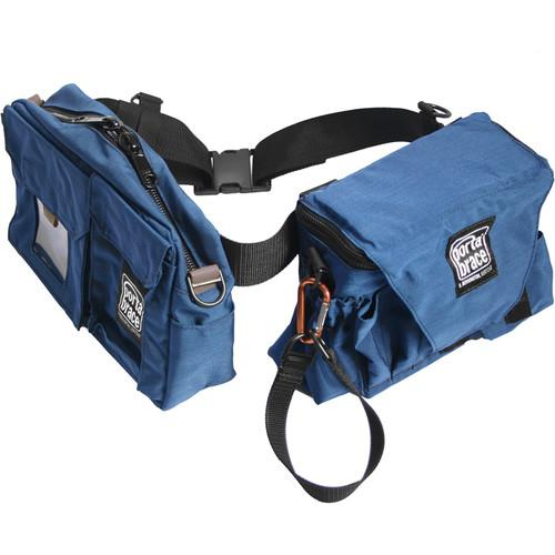 Porta Brace  BP-3 Waist Belt Pack (Blue) BP-3