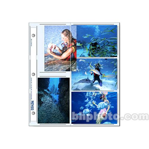 Print File 35-10P Archival Storage Page for Ten Prints 060-0618
