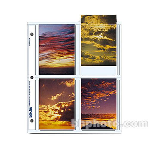 Print File 35-8P Archival Storage Page for 8 Prints 060-0610