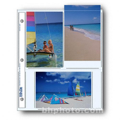 Print File 46-6P Archival Storage Page for 6 Prints 060-0630