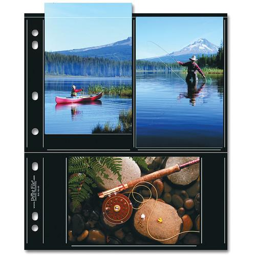 Print File Premium Series-S Archival Storage Page 060-0780