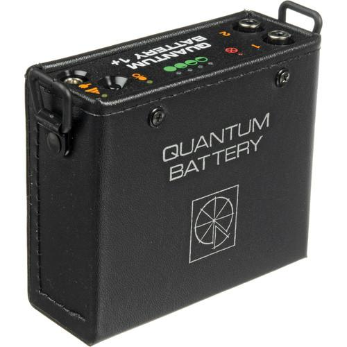 Quantum Battery 1  with MKZ3 Connecting Cable Kit