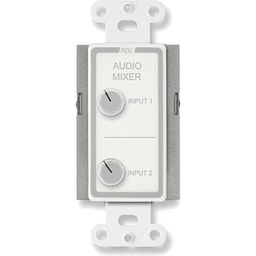RDL D-RC2 Audio Mixing Remote Control (White) D-RC2