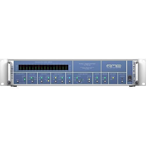 RME M-16 AD - 16-Channel High-End Analog to MADI/ADAT M-16 AD
