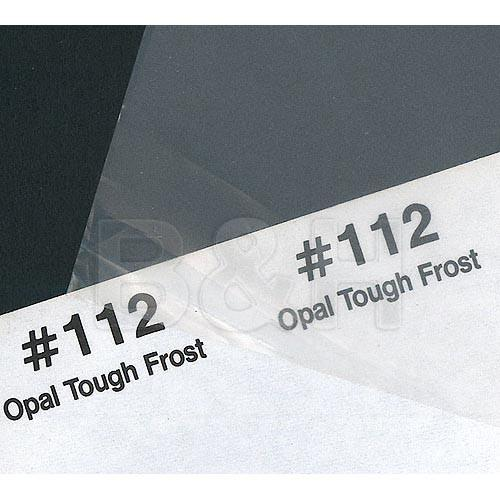 Rosco #112 Opal Tough Frost Fluorescent Sleeve 110084014812-112