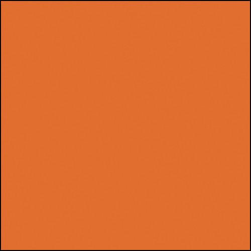 Rosco Permacolor - Medium Orange - 2x2