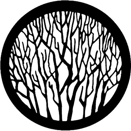 Rosco Steel Gobo #7735 - Bare Branches - Size B 250777350860
