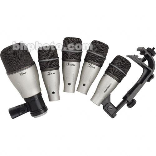 Samson  5KIT - 5 Peice Drum Microphone Kit SADK5