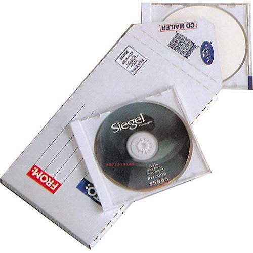 Savage Photo Mailer for Two CDs - One Mailer 0105-1