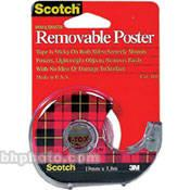 Scotch Wall Saver Removable Poster Tape - 3/4