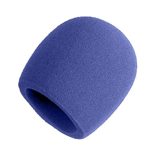Shure A58WS-BL - Blue Windscreen for Ball Mics A58WS-BLU