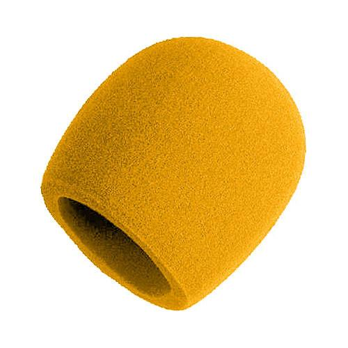 Shure A58WS-YL - Yellow Windscreen for Ball Mics A58WS-YEL
