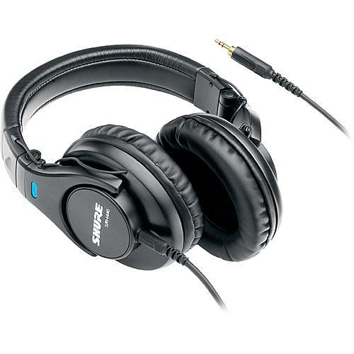 Shure SRH440 Professional Around-Ear Stereo Headphones SRH440