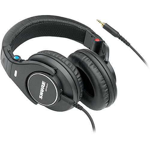 Shure SRH840 Professional Around-Ear Stereo Headphones SRH840