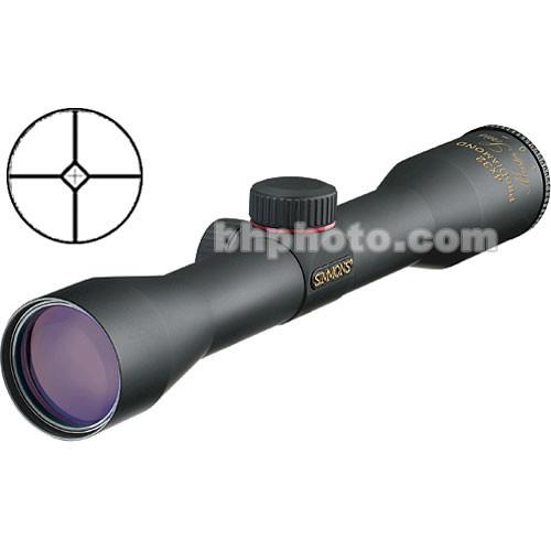 Simmons ProHunter 1.5-5x32 Shotgun Scope (Matte Black) 517792