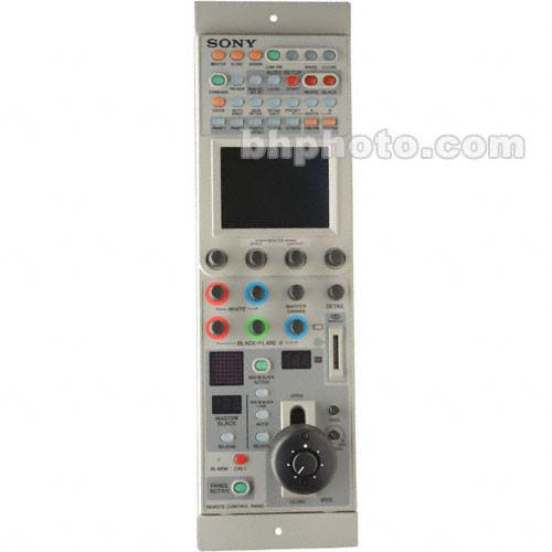 Sony RCP-D50 Remote Control CCU Panel with Joystick RCPD50
