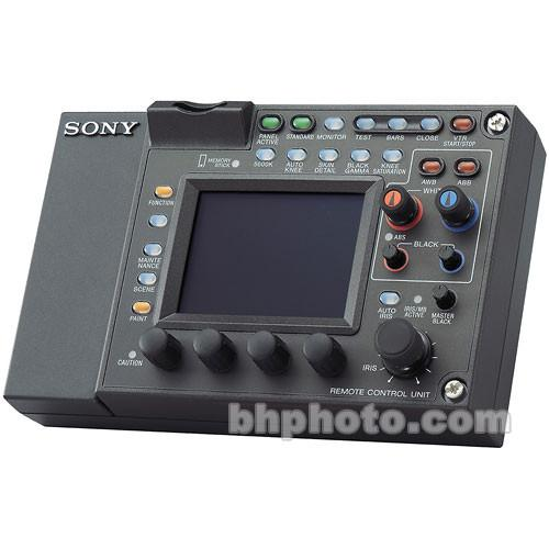 Sony RMB-750 Remote Control Unit for BVP/HDC Cameras/VTRs RMB750
