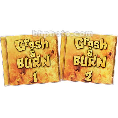 Sound Ideas Sample CD: Crash and Burn SI-CRASHBURN
