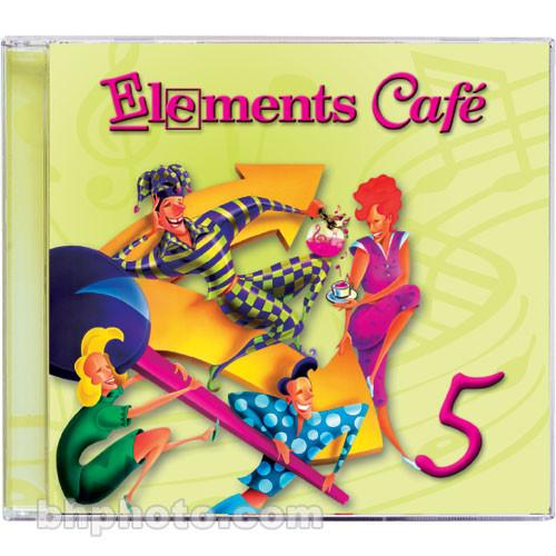 Sound Ideas  Sample CD: Elements Cafe 5 M-SI-EC-5