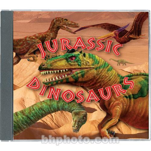 Sound Ideas Sample CD: Jurassic Dinosaurs SI-DINOSAURS