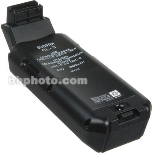 Sunpak  CL-3 NiCd Battery Cluster for 622 1163