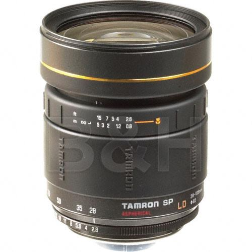 Tamron 28-105mm f/2.8 LD Aspherical IF MF Adaptall Lens A76-100