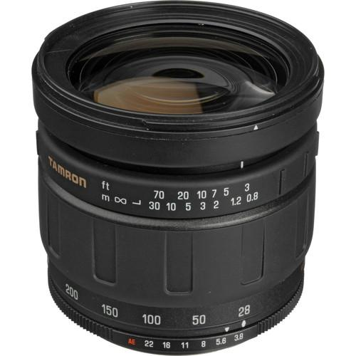 Tamron 28-200mm f/3.8-5.6 LD Aspherical IF Super MF A17-200