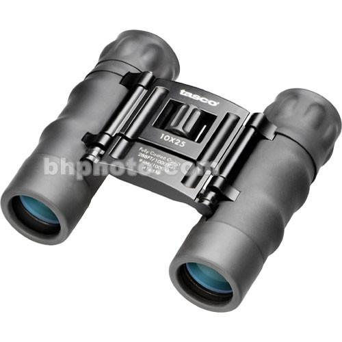 Tasco  10x25 Essentials Binocular 168RBD